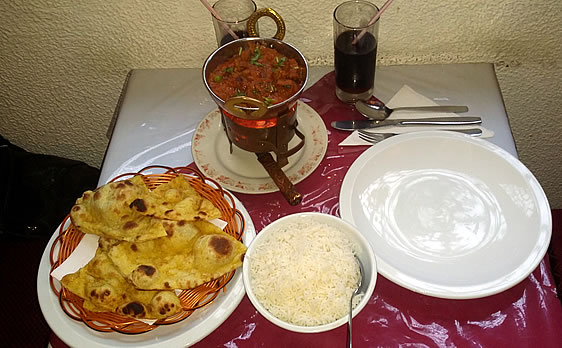 Ashiyana restaurant