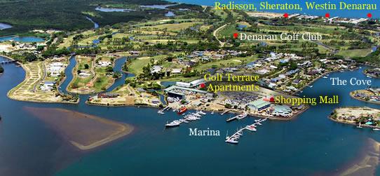 Denarau Island Fiji  city pictures gallery : Denarau Island, Fiji. Gateway to the Mamanuca and Yasawa island Groups