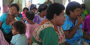 fijian villagers