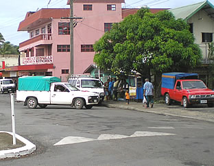 local carriers in Navua