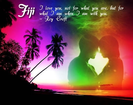 Fall in love with Fiji