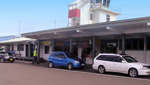 Nausori Airport