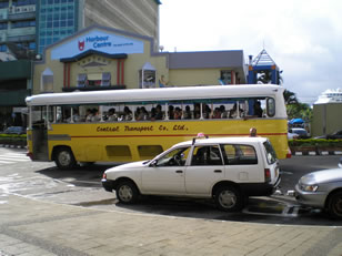 suva local bus