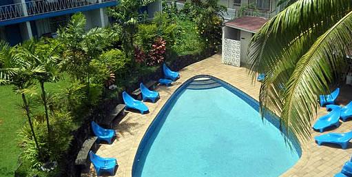 capricorn hotel pool