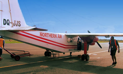Northern Air plane