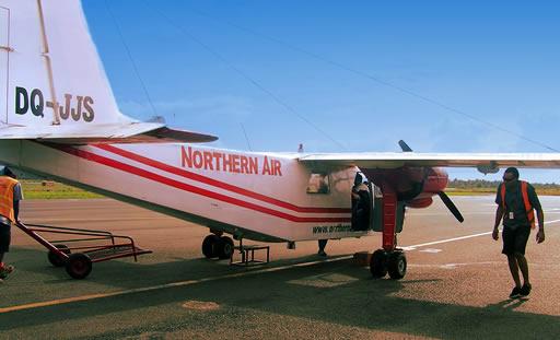 Northern Air plane