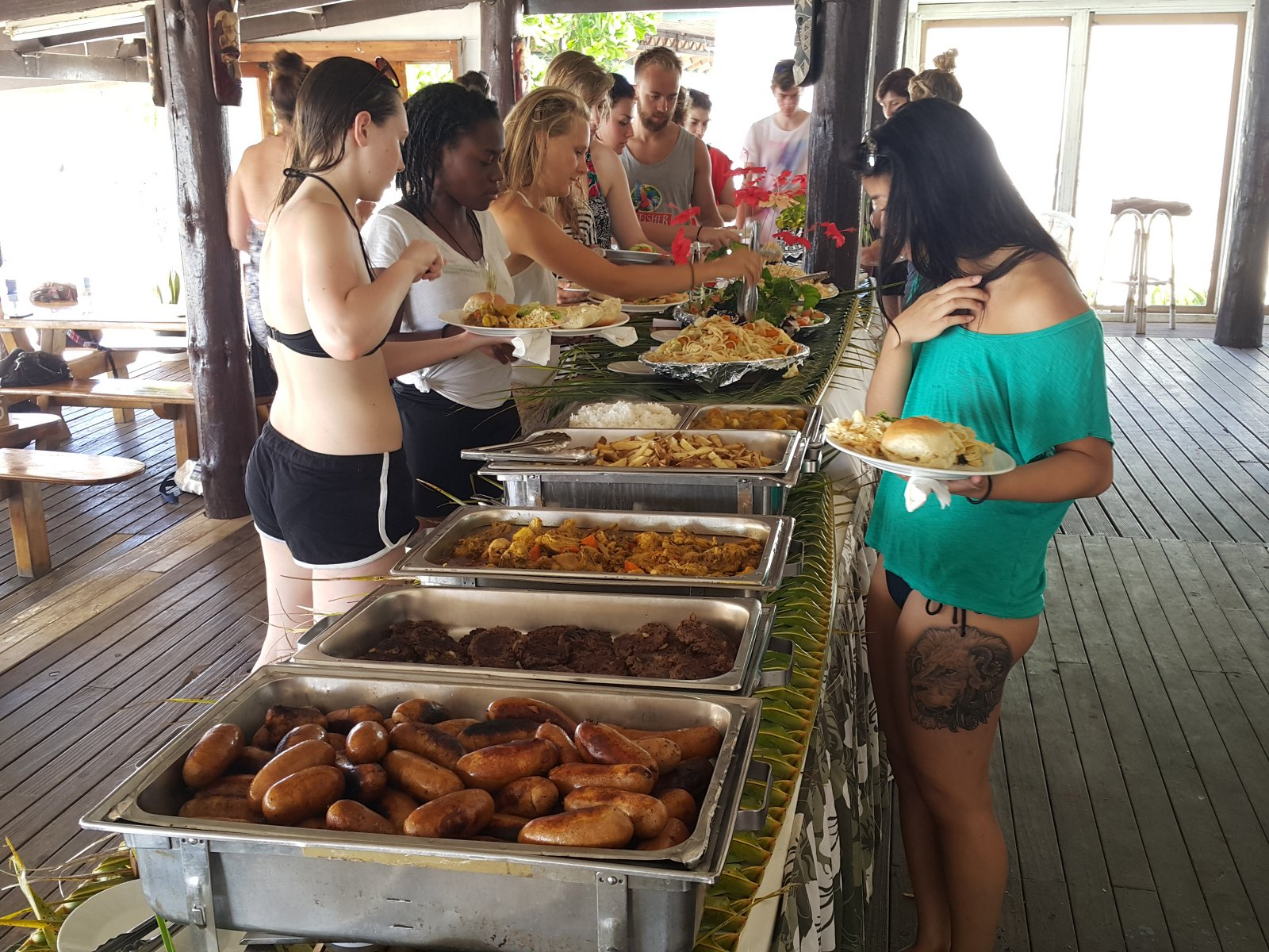 Bounty Island Resort Meal Plan
