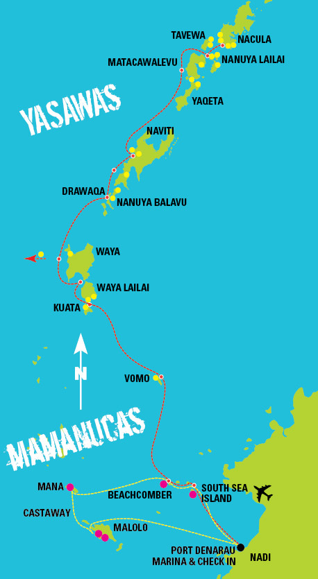 Boat transfers to the mamanuca and yasawa islands gumiabroncs