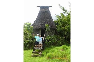 Orchid Island, Suva