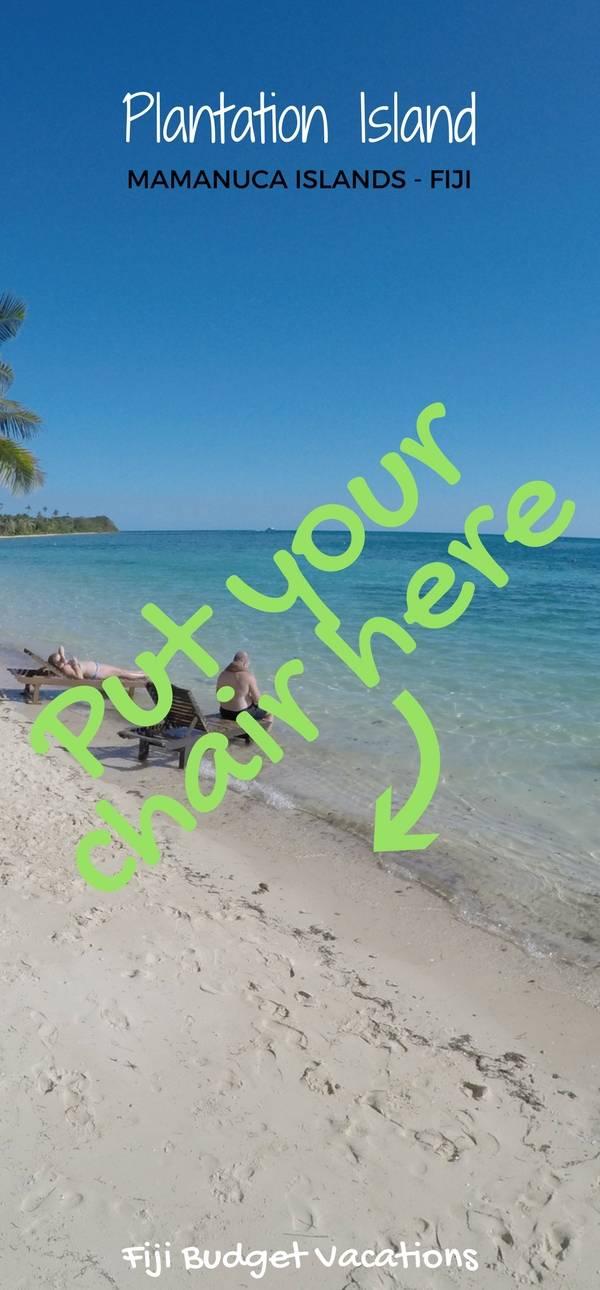 Your guide to: Plantation Island   Mamanuca Islands   Fiji